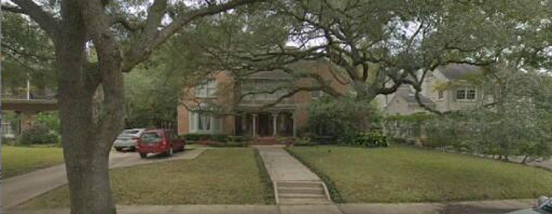 Houston Property Tax Protest Success Story: Single Family Home
